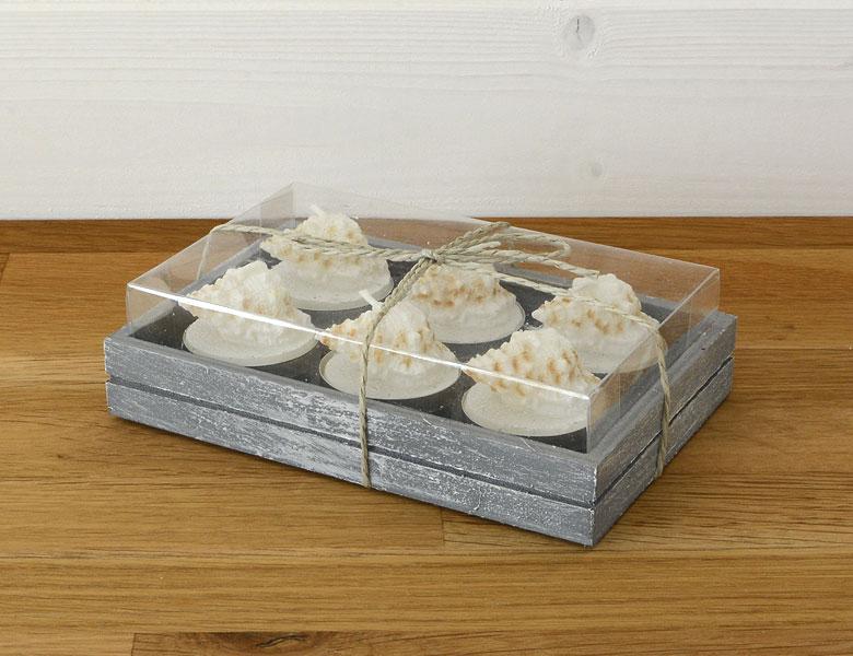 キャンドル ろうそく 巻貝 オブジェ 置物 インテリア置物 西海岸 リゾート ギフト プレゼント 贈り物