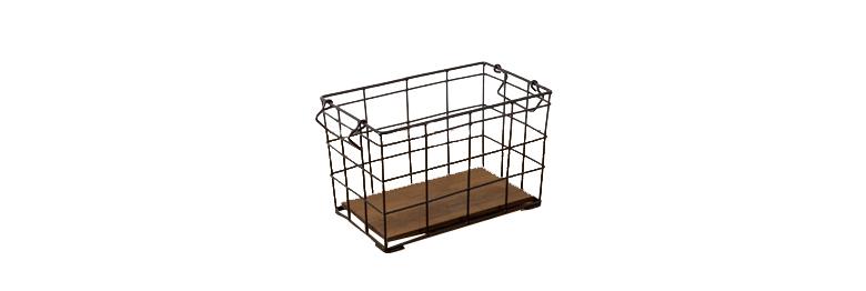 ワイヤーバスケット かご バスケット おしゃれ 収納 収納ボックス 小物入れ 収納棚 整理