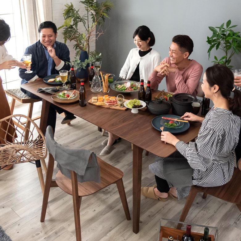 マレーシア原産の高品質家具Asteionシリーズ