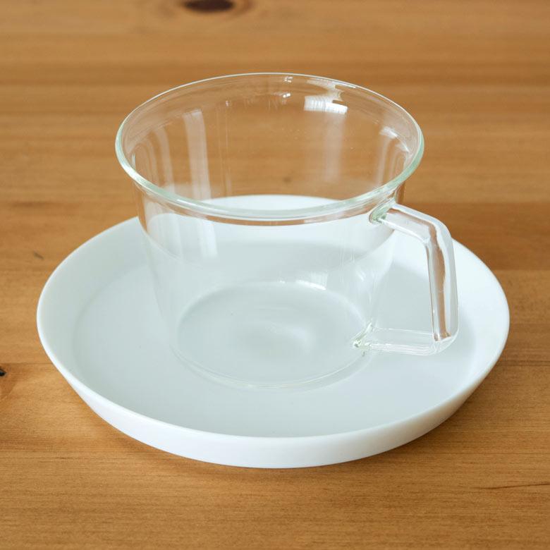 コーヒーカップ&ソーサ—[磁器]