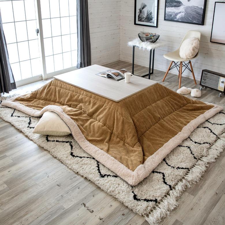 お部屋の雰囲気にあわせて簡単に模様替え!