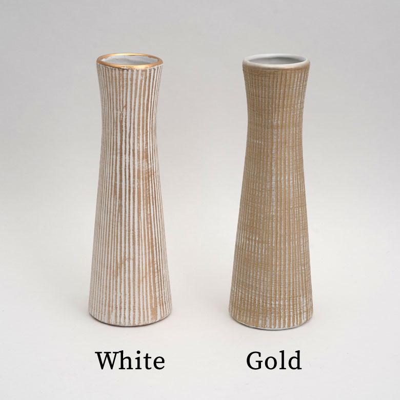 ホワイトとゴールドの2色展開