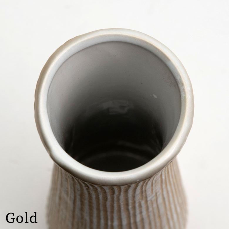 ゴールドカラーの縁はホワイト