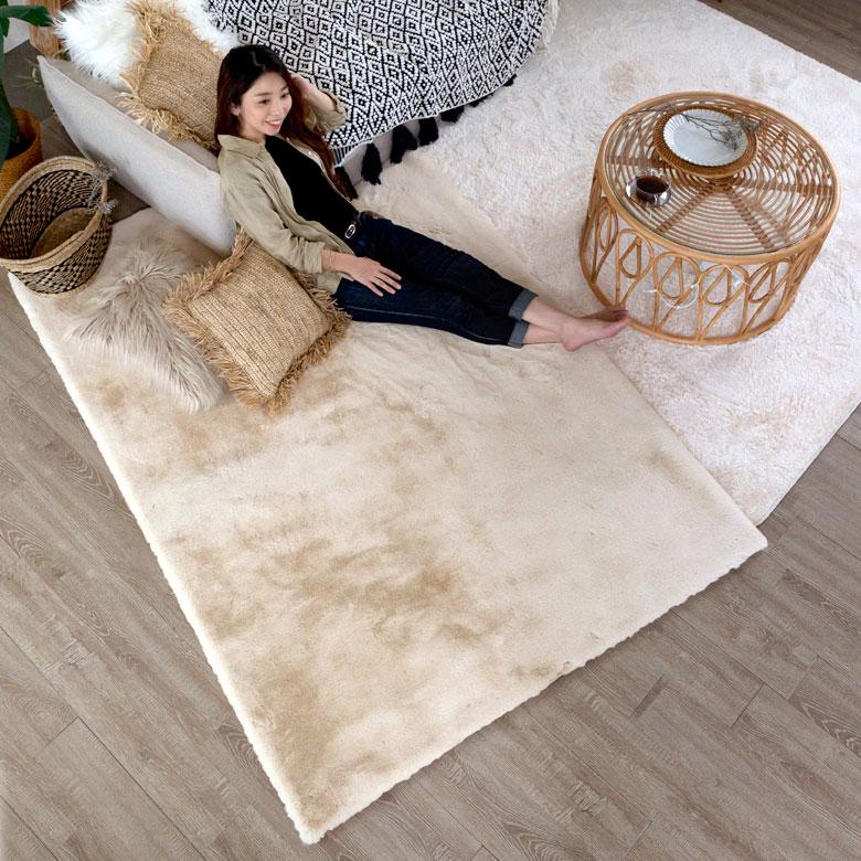 床暖&ホットカーペット対応で秋冬にぴったり!