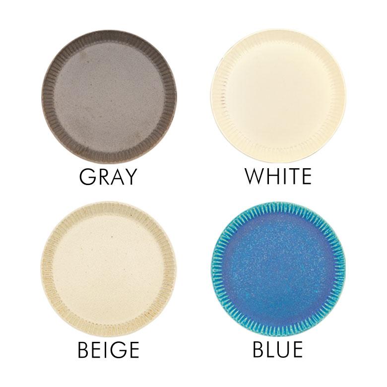 お色はベージュ、ホワイト、グレー、ブルーの4色展開