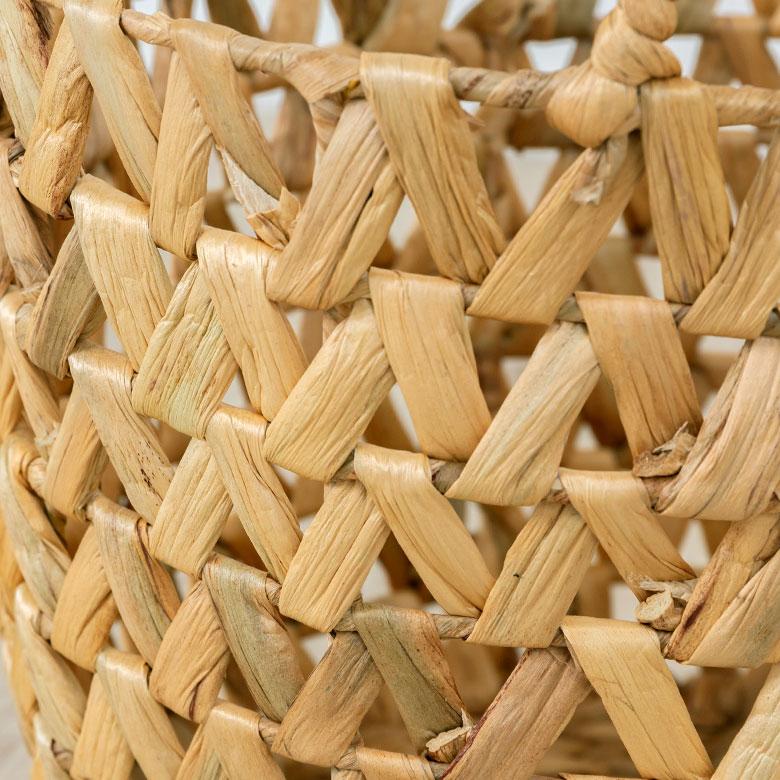 魅せる収納におすすめの透かし編みデザイン