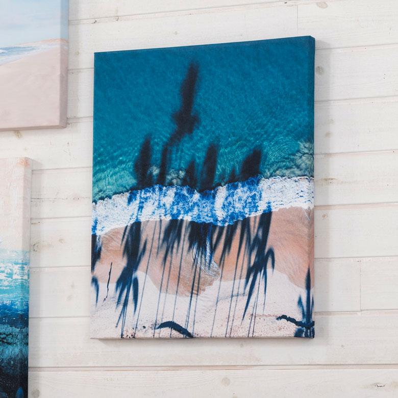 ビーチ/アートパネル
