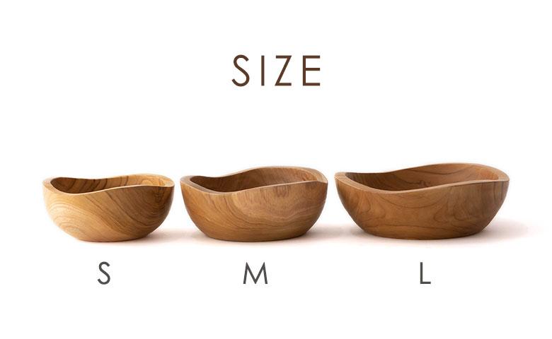 S・M・Lの3サイズ展開。