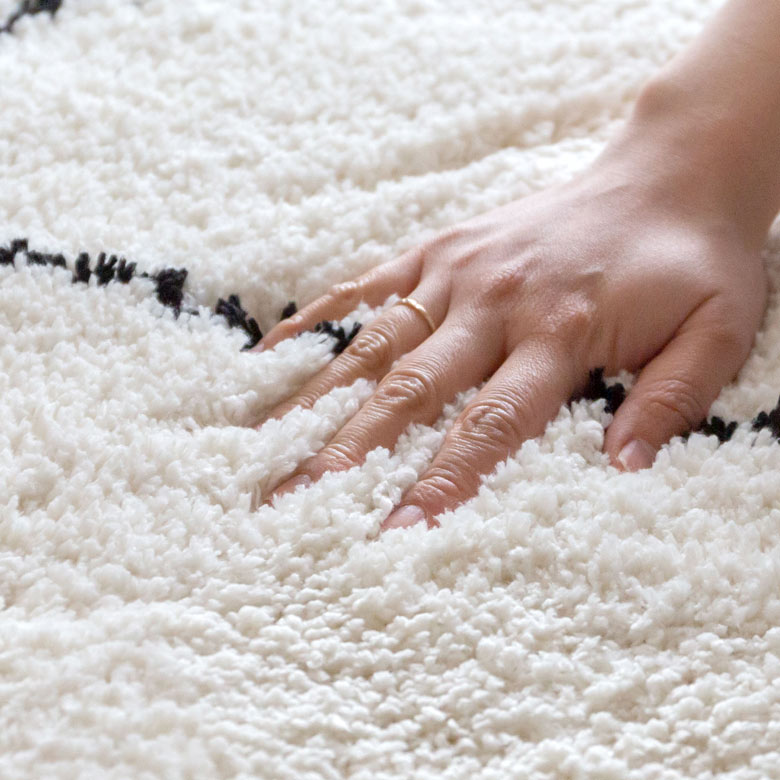 高密度の繊維で作るふかふか