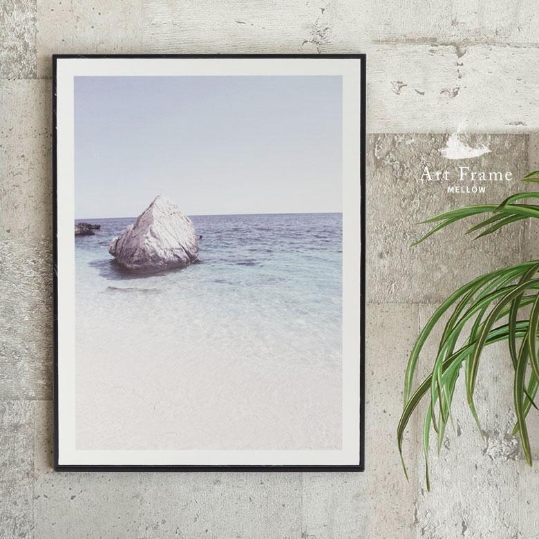 アートフレーム。海。風景。