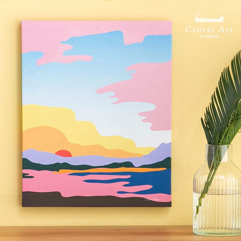 アートパネル。イメージ画。壁掛けキャンバスアート。