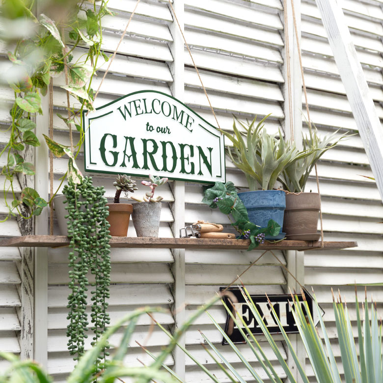GARDEN。ガーデン。