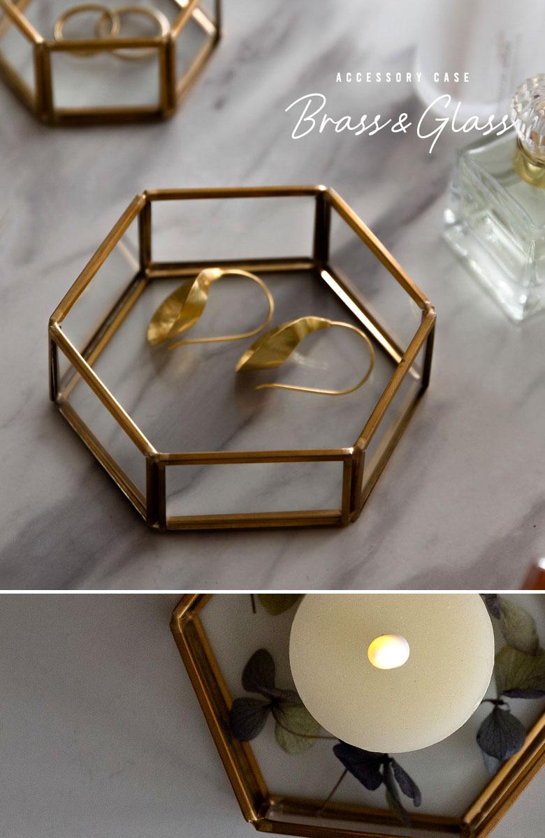 六角形の小物入れ [ M ]