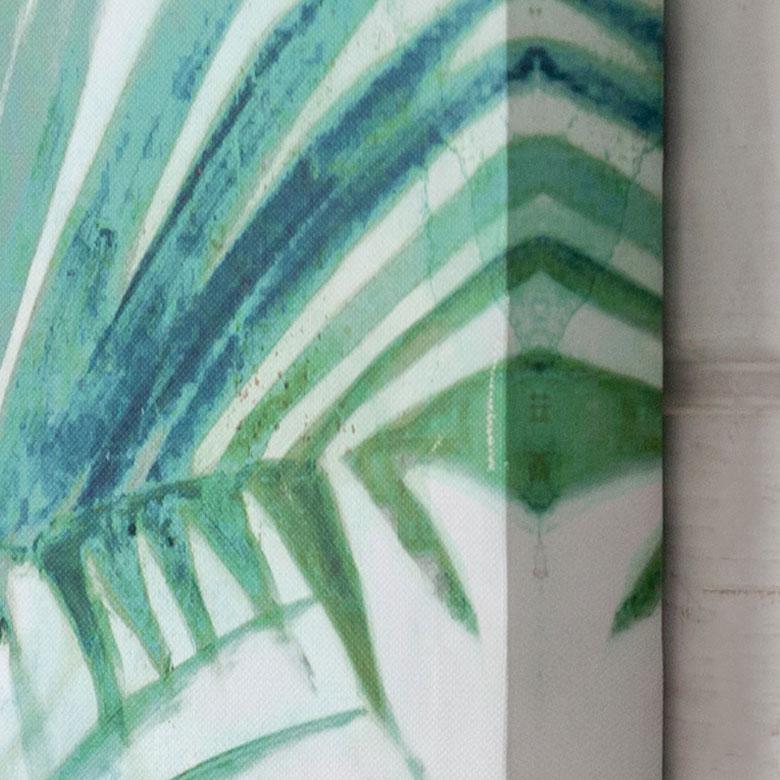 水彩画のような優しいタッチで描かれたアート