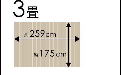 板幅ワイド&軽量タイプ ウッドカーペット