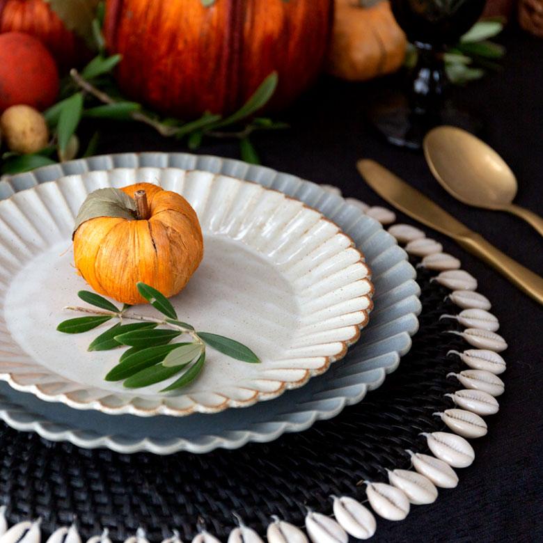 ハロウィンの深まる秋にピッタリのオブジェです