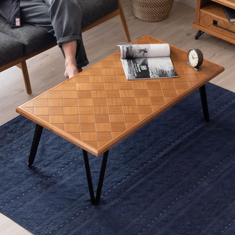 センターテーブル第一画像