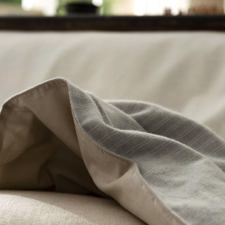 コットンフランネルこたつ布団カバー 長方形