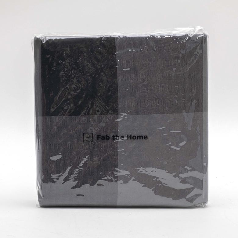 ブロックチェックのこたつ布団カバー 長方形