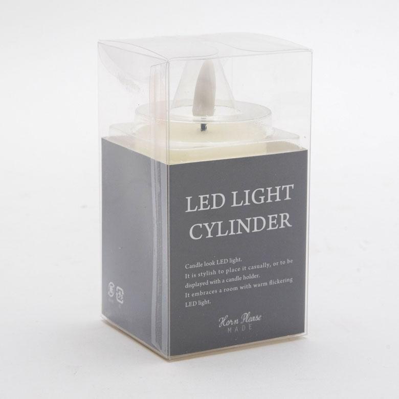 LEDライト キャンドル ピラー M