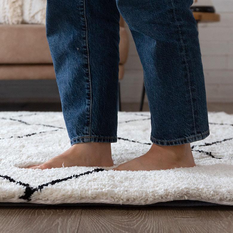 ホットカーペット・床暖房対応。