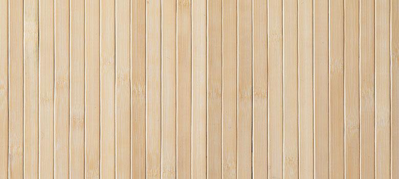 環境に優しいサスティナブルな素材、竹を使ったラグ