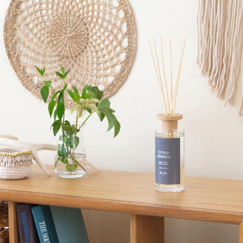 季節ごとや、お部屋ごとに香りを変えて楽しむのもおすすめです