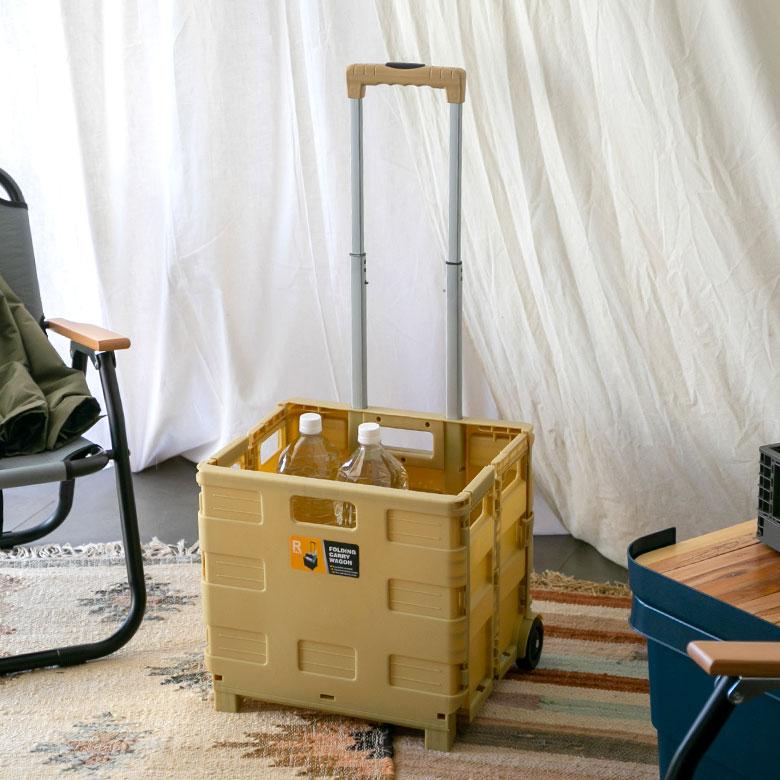 折り畳み式キャリーワゴン 全4色